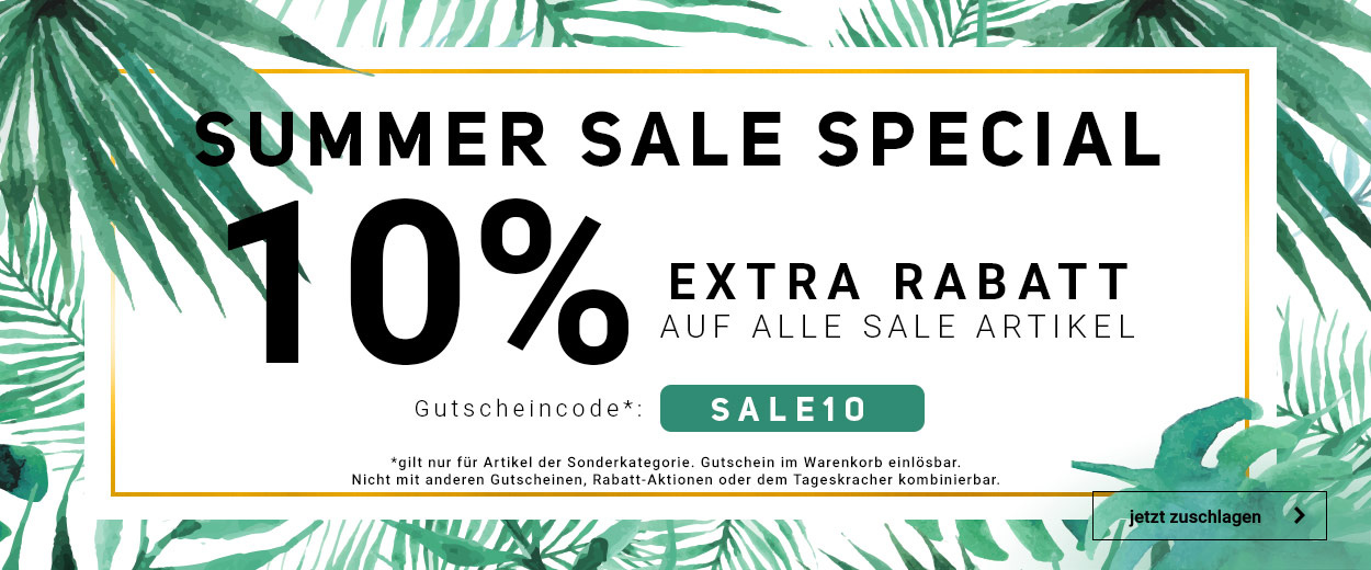 Summer Sale -10%