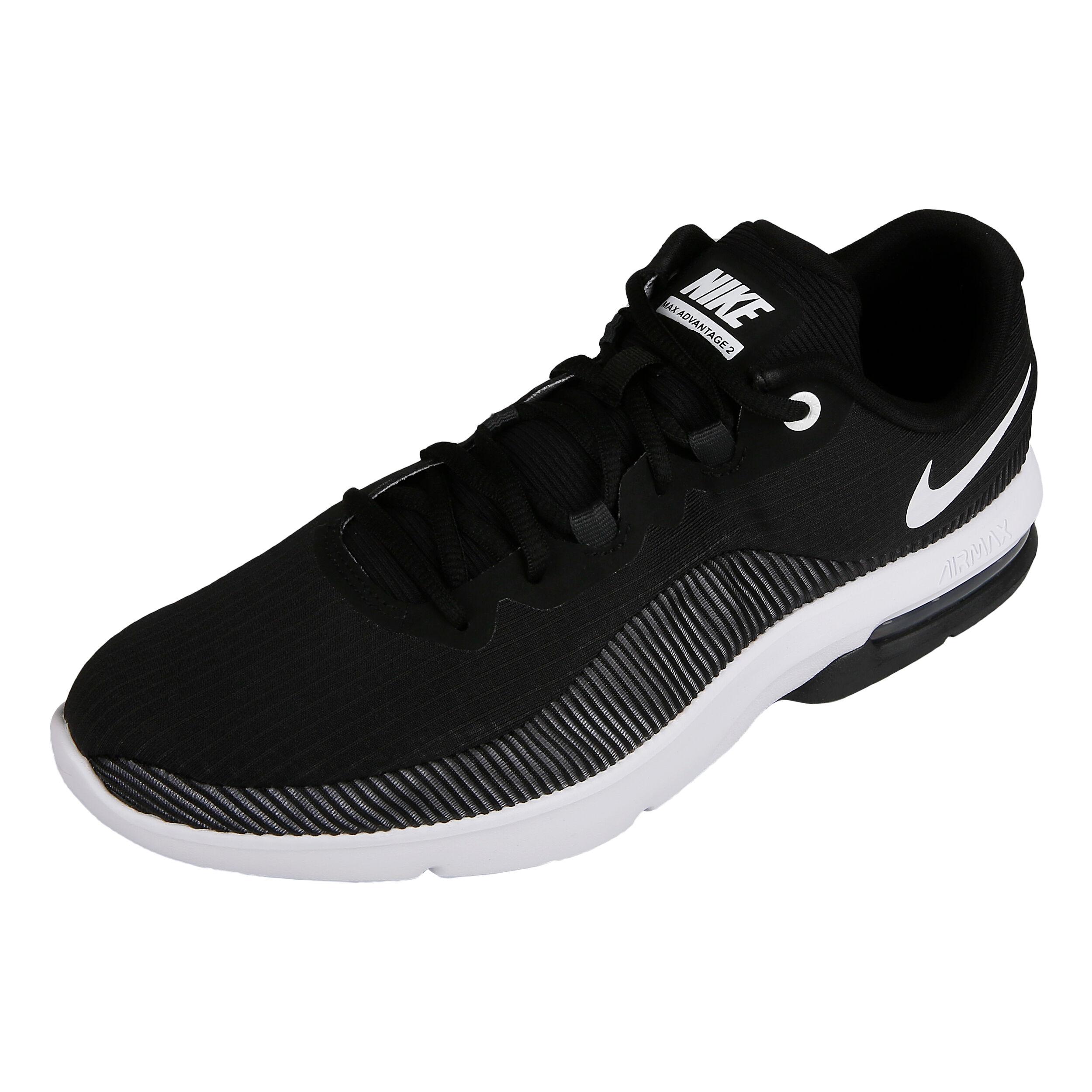 Nike Air Max Advantage 2 Neutralschuh Herren Schwarz