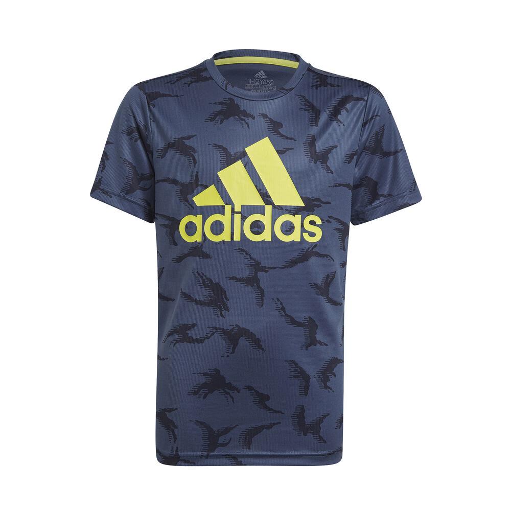 adidas Camo T-Shirt Jungen