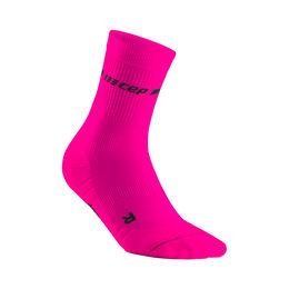 Neon Mid-Cut Socks Men
