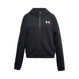 Rival Fleece Full Zip Hoodie Kids