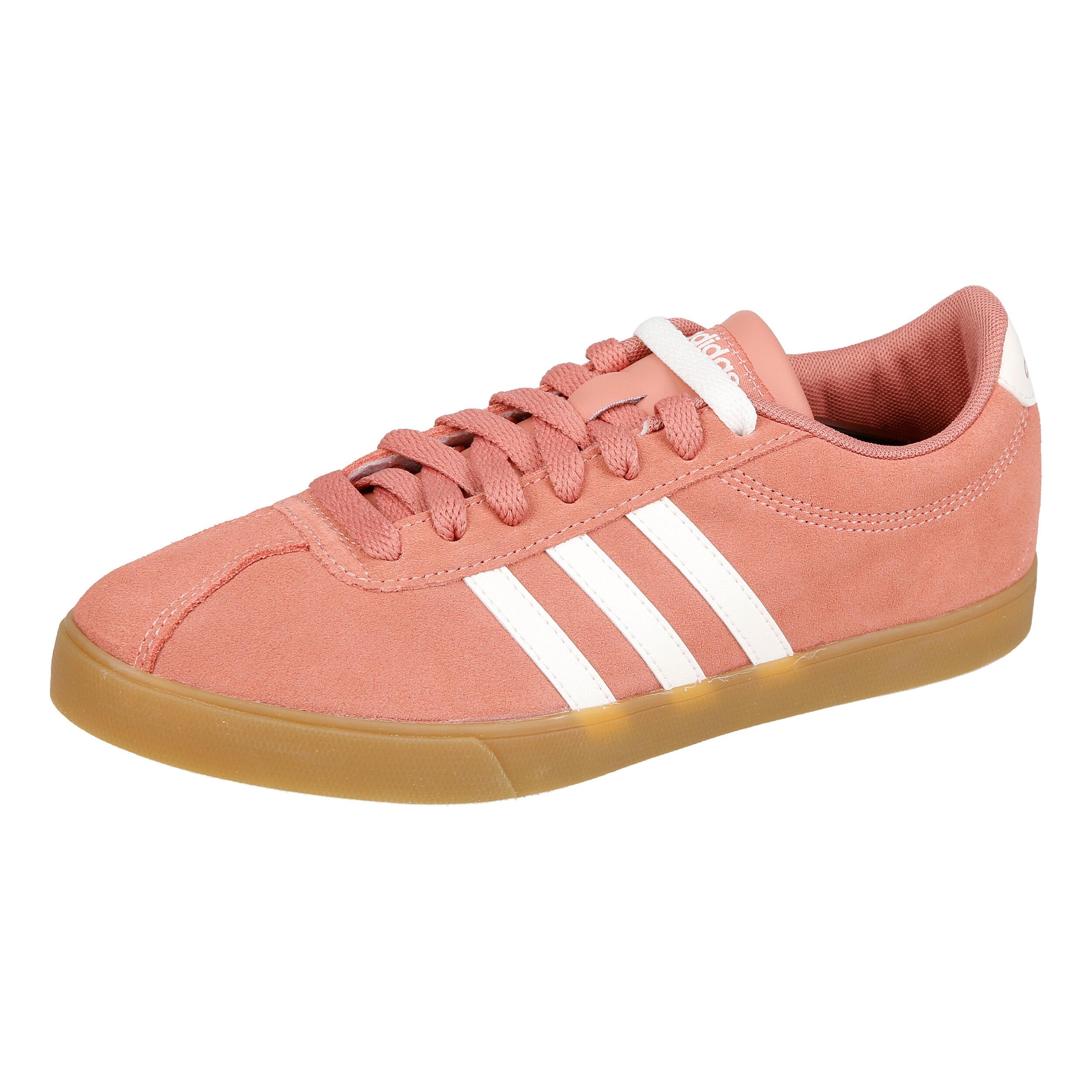 adidas Courtset Sneaker Damen - Rosa, Weiß online kaufen ...