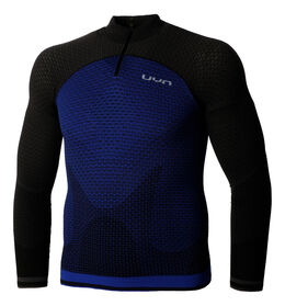 Running Alpha Shirt Longsleeve Zip Up Men