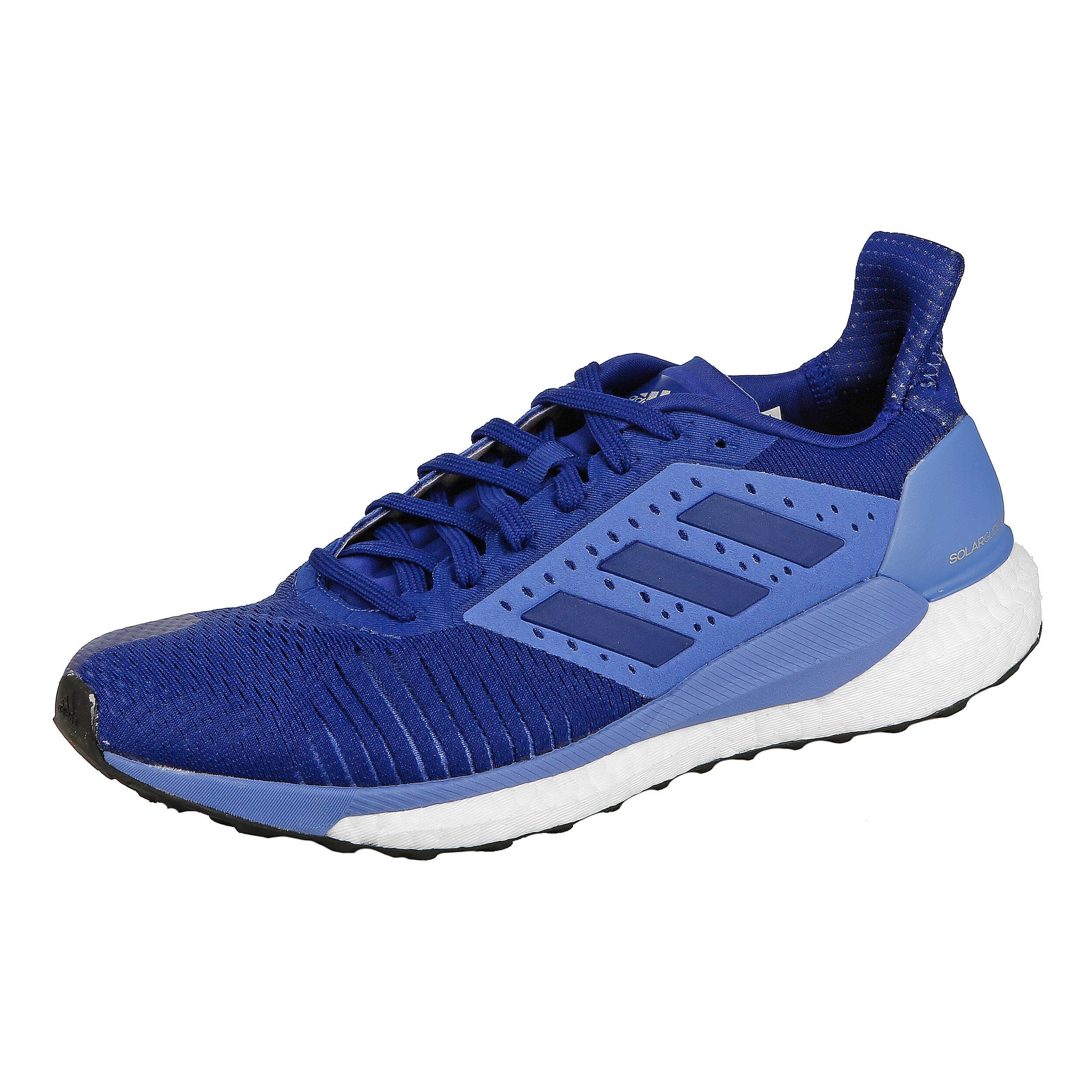 Hochwertig Damen Herren Running Schuhe MYSTERY Blau Adidas