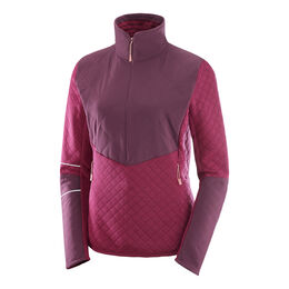 Elevate Warm Halfzip Jacket Women
