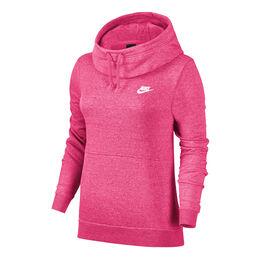 Sportswear Funnel-Neck Hoodie Women