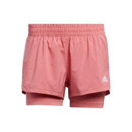 Pacer 3 Stripes Woven 2in1 Shorts