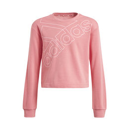Logo Graphics Sweatshirt Girls