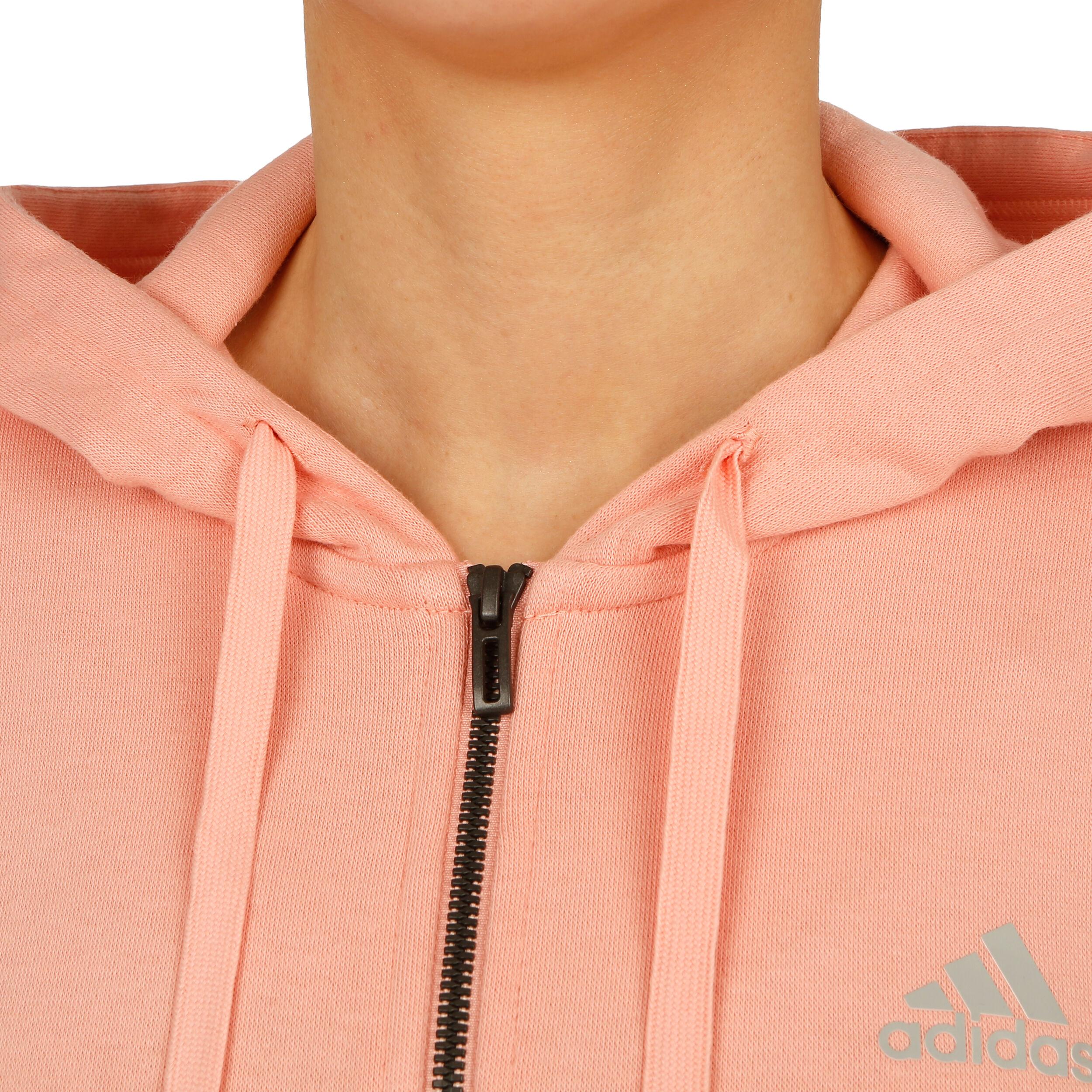adidas Co Energize Trainingsanzug Damen - Rosa, Hellgrau ...