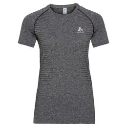 T-Shirt Shortsleeve Crew Neck Seamless Element Women