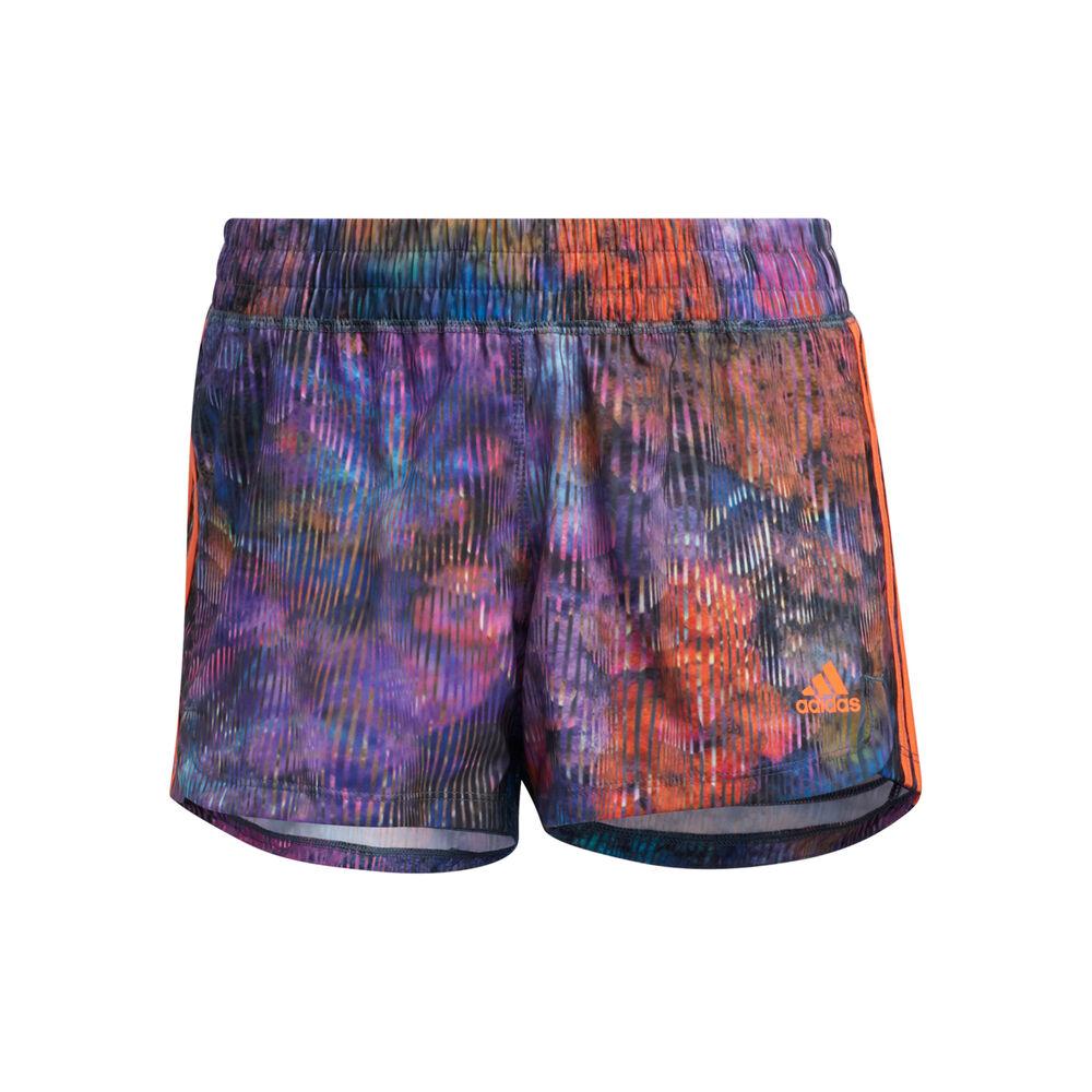 adidas 3-Stripes Woven Flower Shorts Damen
