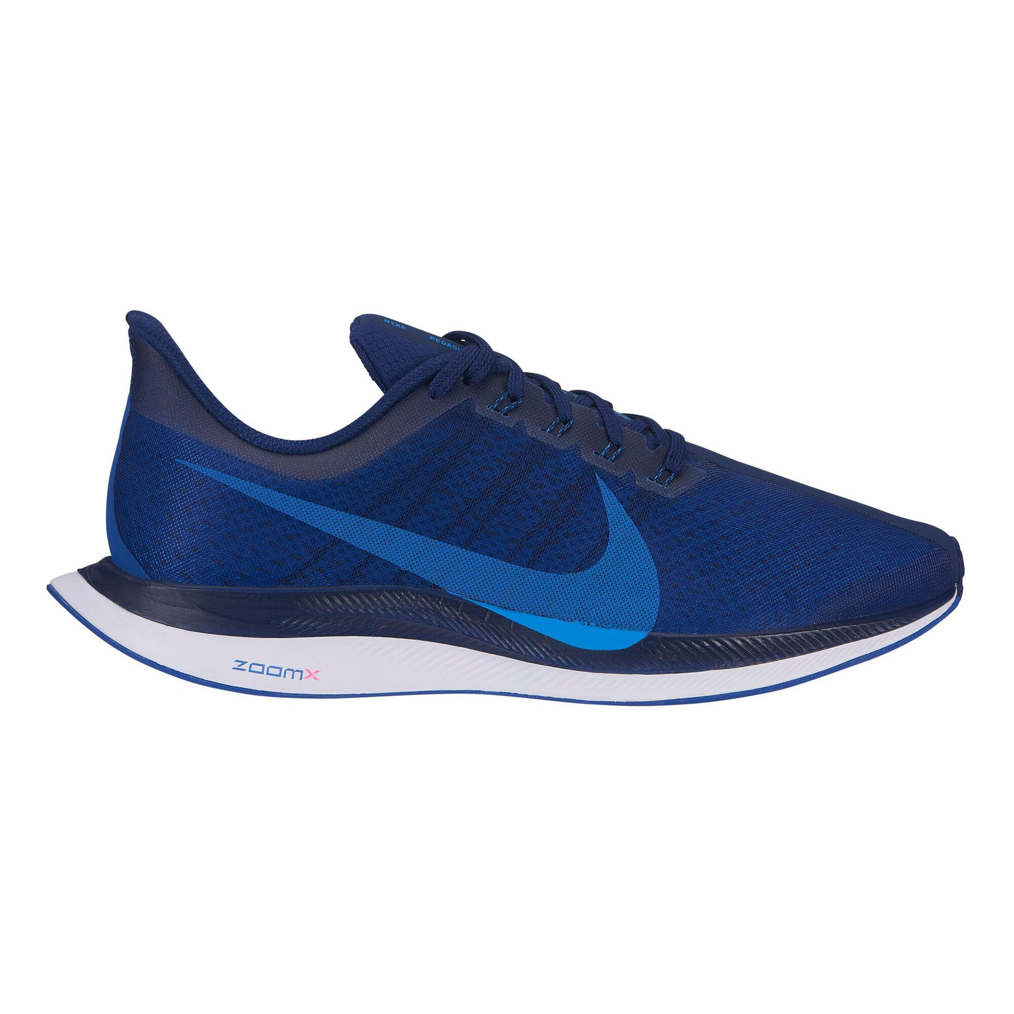 Nike Schwarz Blau