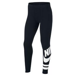 Sportswear Graphic Leggings Girls