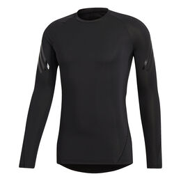 AlphaSkin Tech 3 Stripes Longsleeve Men