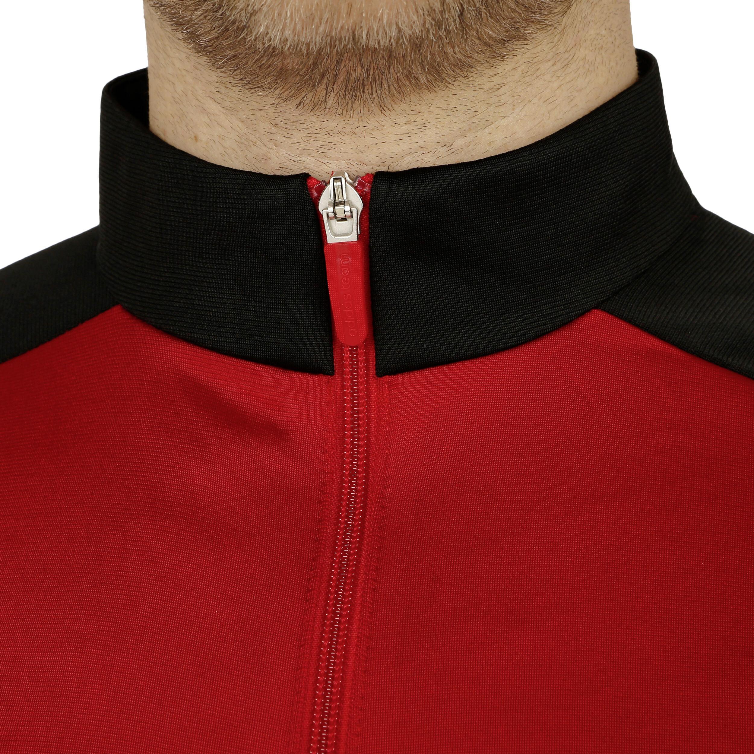 adidas Sereno 14 Trainingsanzug Herren Rot, Schwarz online