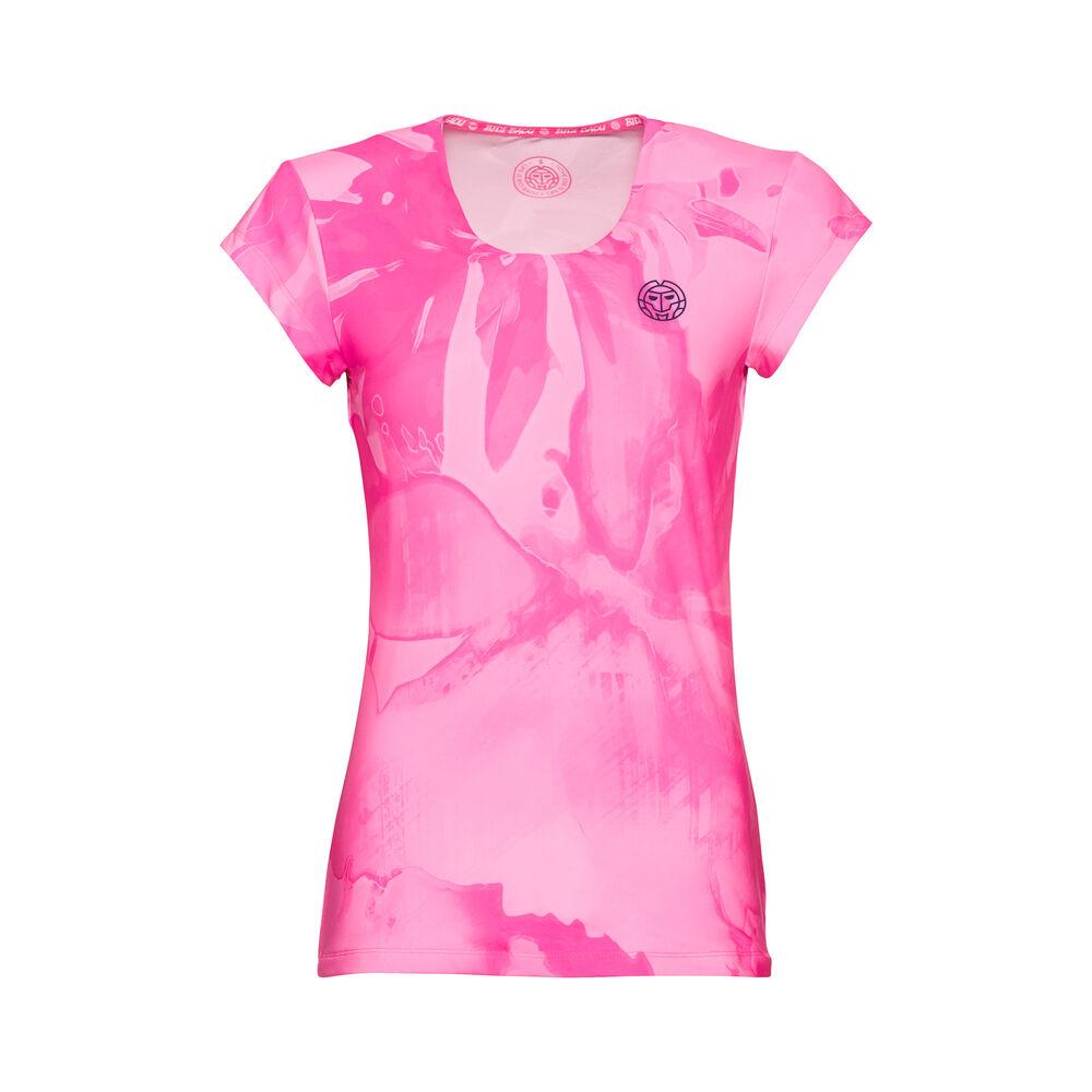 BIDI BADU Leotie Tech Roundneck T-Shirt Mädchen