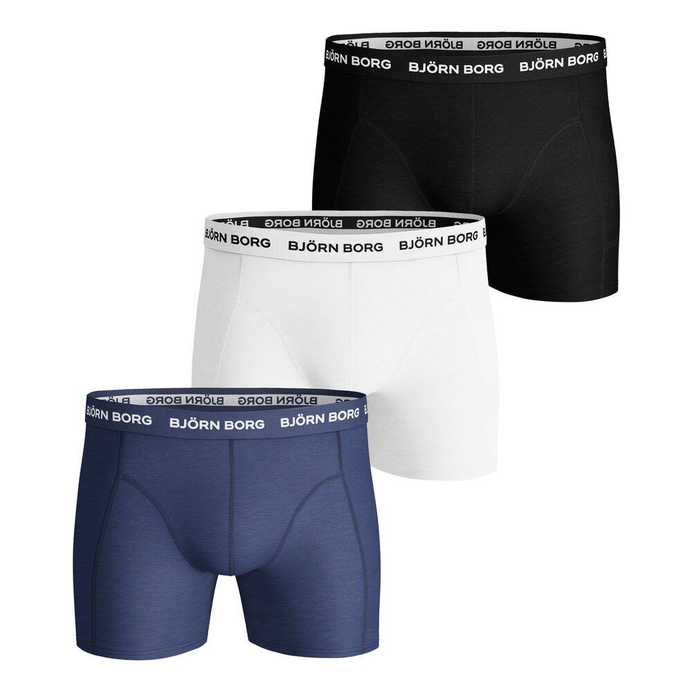 Björn Borg Sammy Boxer Short 3er Pack Herren