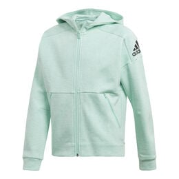 ID Stadium Hooded Tracktop Girls