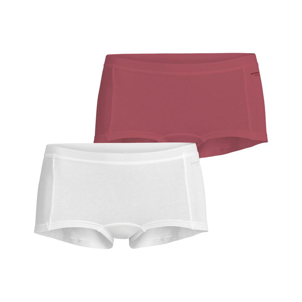 Björn Borg Core Mini Shorts 2er Pack Damen