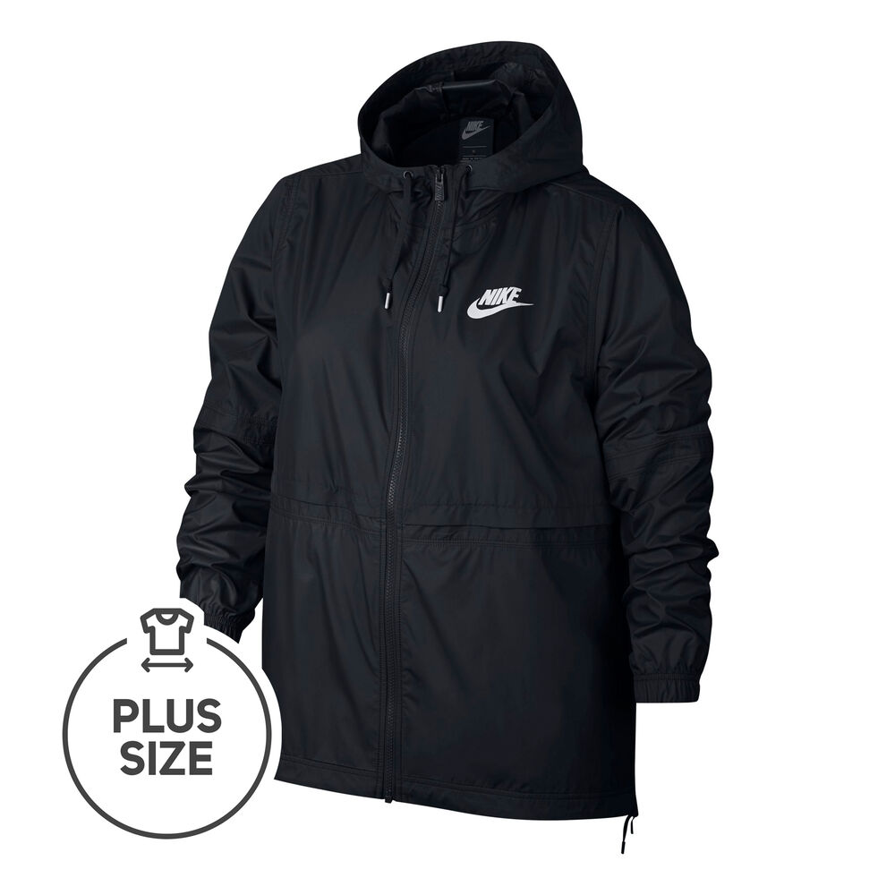 Nike Sportswear Woven Plus Size Trainingsjacke Damen