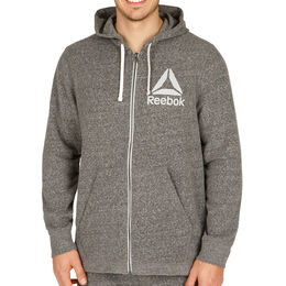 Elements Prime Group Snow Melange Full Zip Men