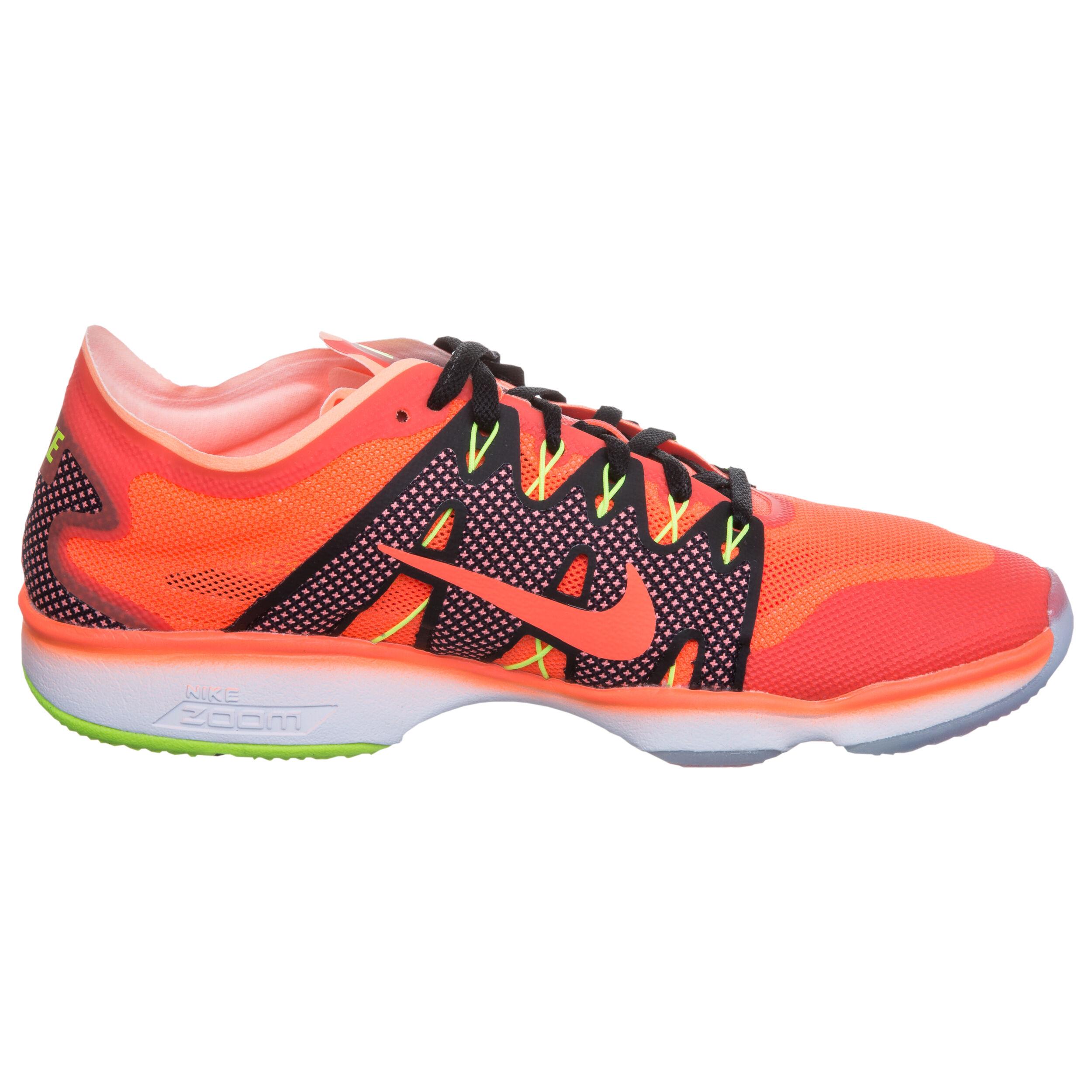 Neonorange Damen Zoom 2 Nike Fitnessschuh Agility Fit XlkiTwZPOu