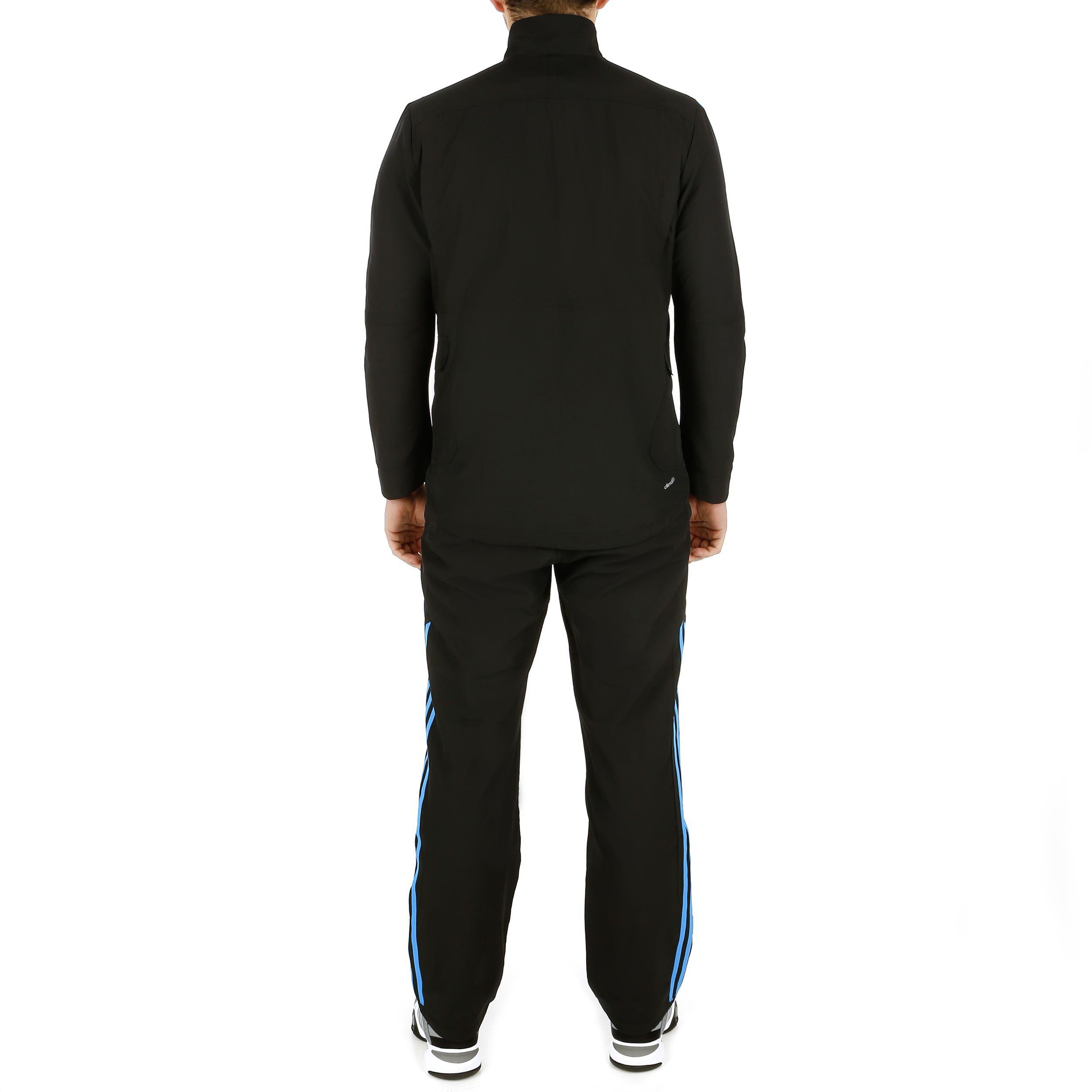 adidas Clima365 Woven Trainingsanzug Herren Schwarz